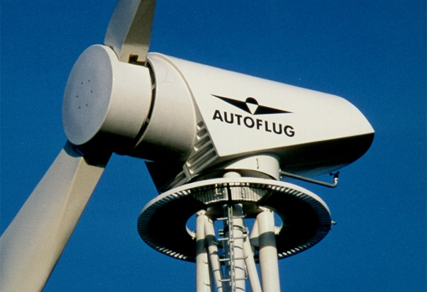 The philosophy of the use of a rotor type wind turbine